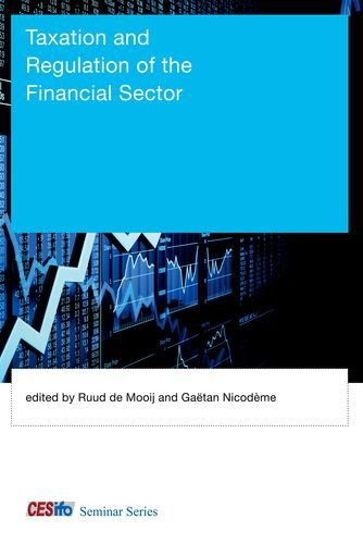 9780262027977: Taxation and Regulation of the Financial Sector