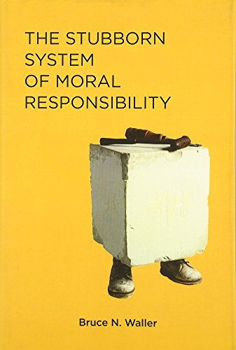 9780262028165: The Stubborn System of Moral Responsibility
