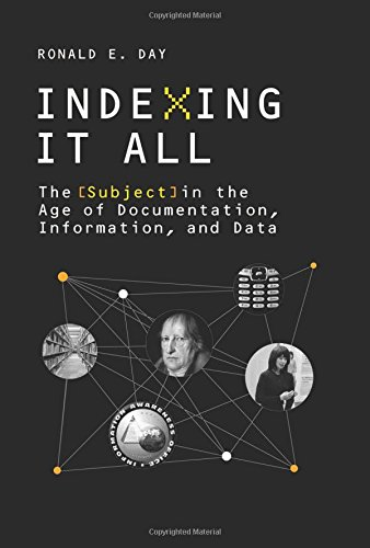 9780262028219: Indexing It All: The Subject in the Age of Documentation, Information, and Data