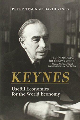 9780262028318: Keynes: Useful Economics for the World Economy