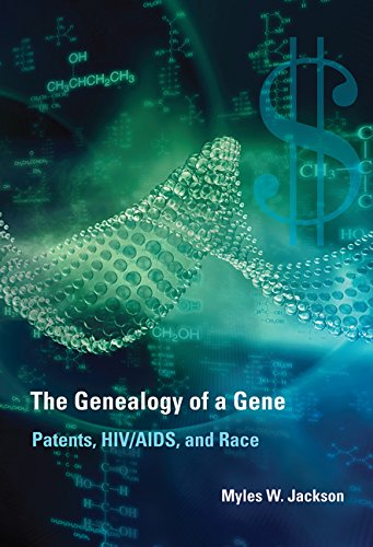 9780262028660: The Genealogy of a Gene: Patents, HIV/AIDS, and Race