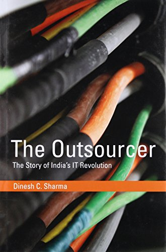 9780262028752: The Outsourcer: The Story of India's It Revolution (History of Computing)