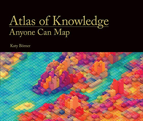 9780262028813: Atlas of Knowledge: Anyone Can Map (MIT Press)