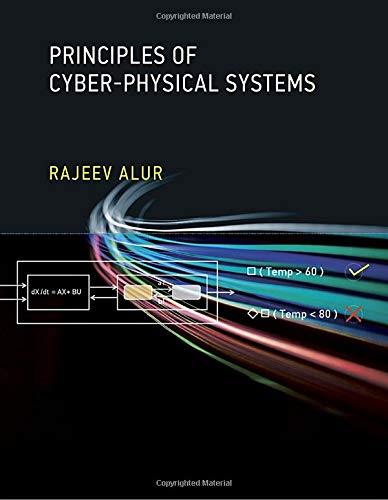 9780262029117: Principles of Cyber-Physical Systems