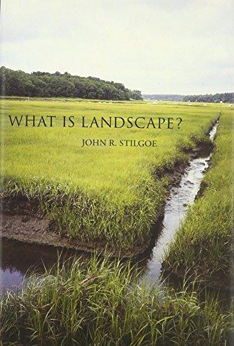 9780262029896: What Is Landscape? (MIT Press)
