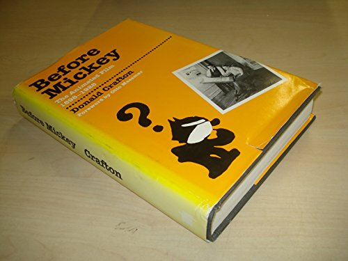 9780262030830: Before Mickey: Animated Film, 1898-1928