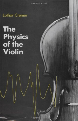 9780262031028: The Physics of the Violin