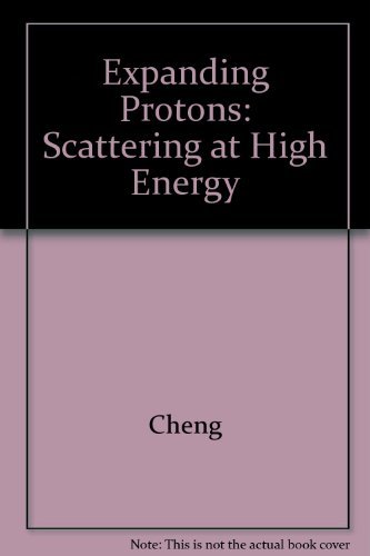 9780262031264: Expanding Protons: Scattering at High Energies