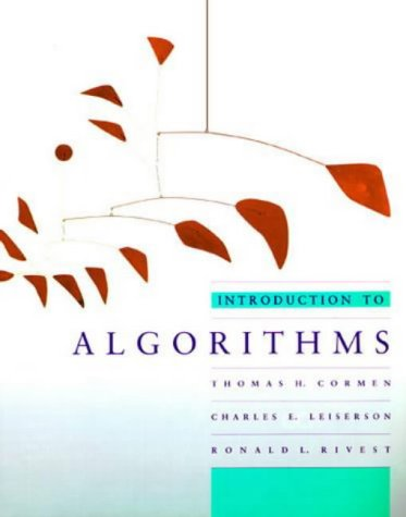 9780262031417: Introduction to Algorithms (MIT Electrical Engineering and Computer Science)