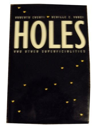 9780262032117: Holes and Other Superficialities