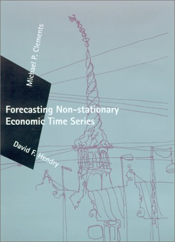 9780262032728: Forecasting Non-Stationary Economic Time Series (Zeuthen Lectures)