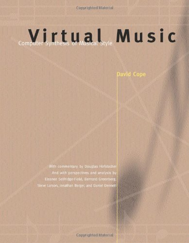 9780262032834: Virtual Music: Computer Synthesis of Musical Style
