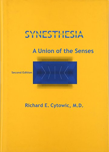 9780262032964: Synesthesia: A Union of the Senses - Second Edition
