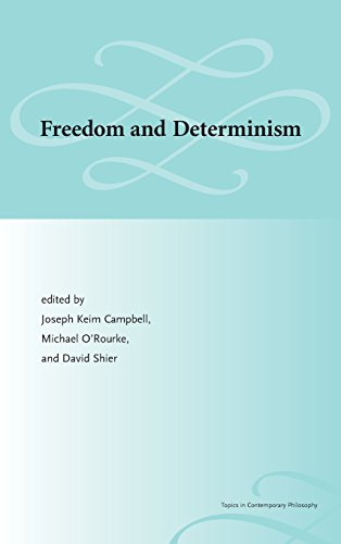 Freedom & Determinism.: ed. Joseph Keim