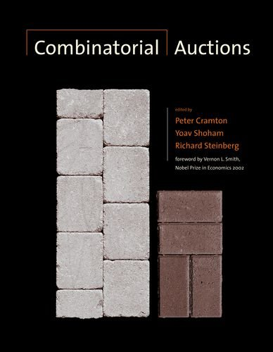9780262033428: Combinatorial Auctions (MIT Press)