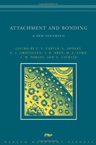 9780262033480: Attachment and Bonding: A New Synthesis (Dahlem Workshop Reports)