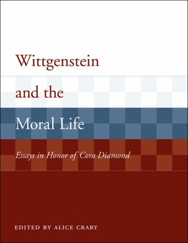 9780262033596: Wittgenstein and the Moral Life: Essays in Honor of Cora Diamond (Representation and Mind series)