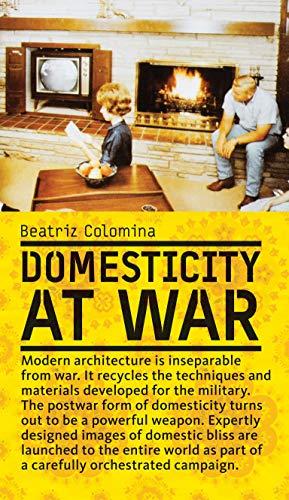 9780262033619: Domesticity at War