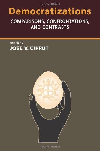 9780262033855: Democratizations: Comparisons, Confrontations, and Contrasts