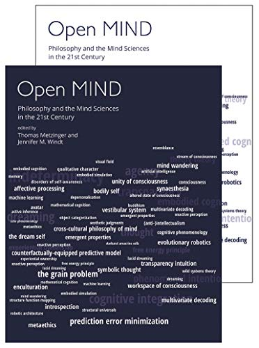 9780262034609: Open MIND: Philosophy and the Mind Sciences in the 21st Century