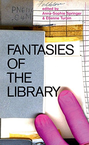 9780262035200: Fantasies of the Library (The MIT Press)