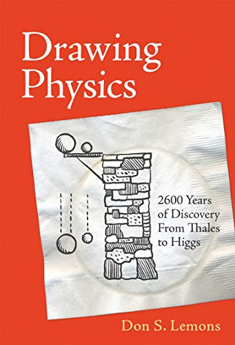 9780262035903: Drawing Physics: 2,600 Years of Discovery From Thales to Higgs (MIT Press)