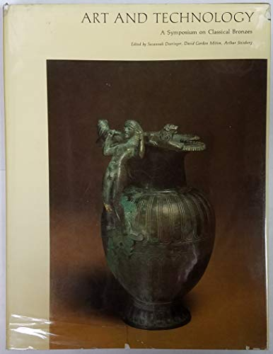 ART AND TECHNOLOGY: A SYMPOSIUM ON CLASSICAL BRONZES: Doeringer, Suzanna