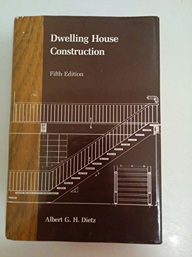 9780262041089: Dwelling House Construction