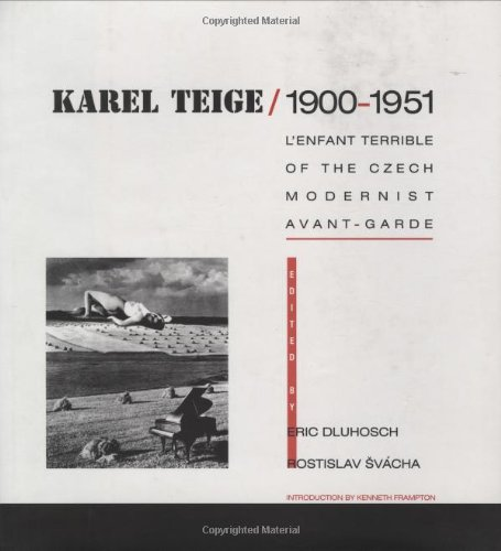 Karel Tiege: L'Enfant Terrible of the Czech: Dluhosch, Erich and