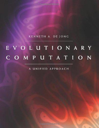 9780262041942: Evolutionary Computation