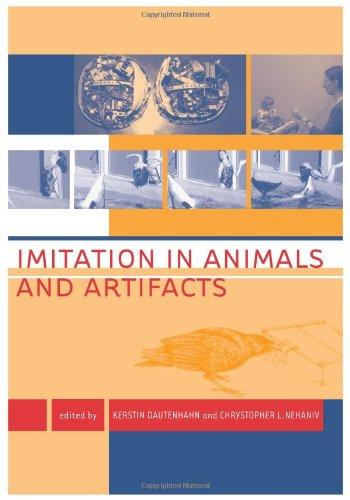 Imitation in Animals and Artifacts (Hardback)