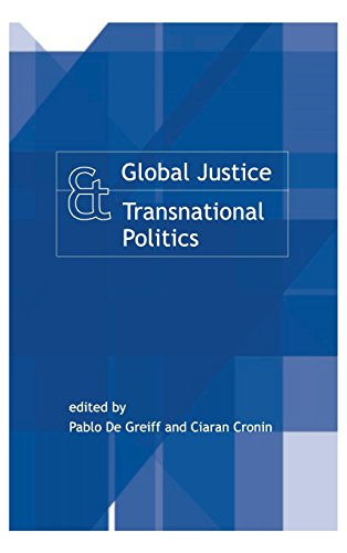 9780262042055: Global Justice and Transnational Politics