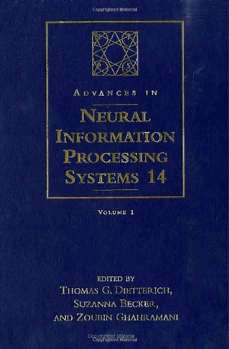 9780262042086: Advances in Neural Information Processing Systems 14: Proceedings of the 2001 Neural Information Processing Systems (NIPS) Conference (2 Volume Set)
