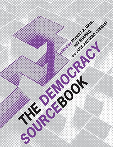 9780262042178: The Democracy Sourcebook (The MIT Press)