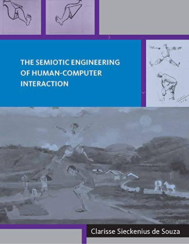 9780262042208: The Semiotic Engineering of Human-Computer Interaction (Acting with Technology)