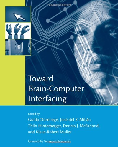 9780262042444: Toward Brain-Computer Interfacing (Neural Information Processing series)