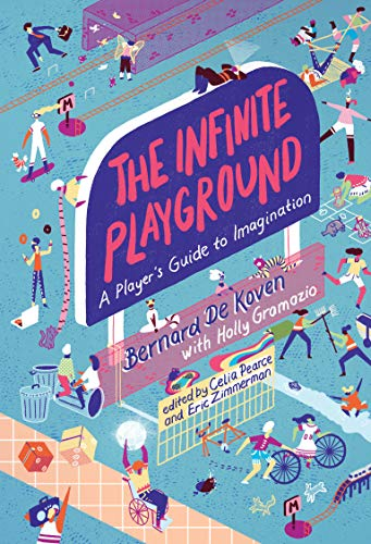 9780262044073: The Infinite Playground: A Player's Guide to Imagination