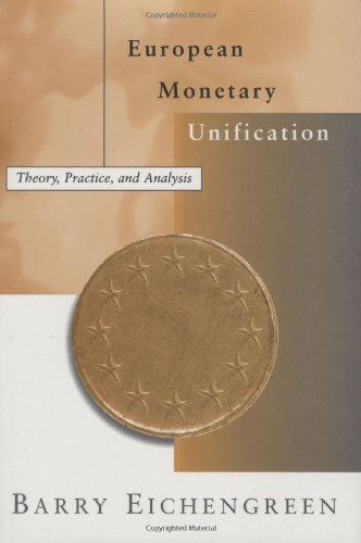 9780262050548: European Monetary Unification: Theory, Practice, and Analysis
