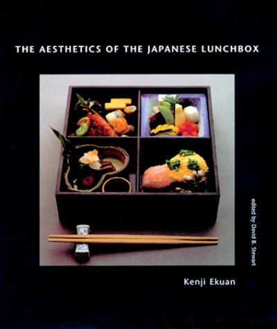 9780262050555: The Aesthetics of the Japanese Lunchbox