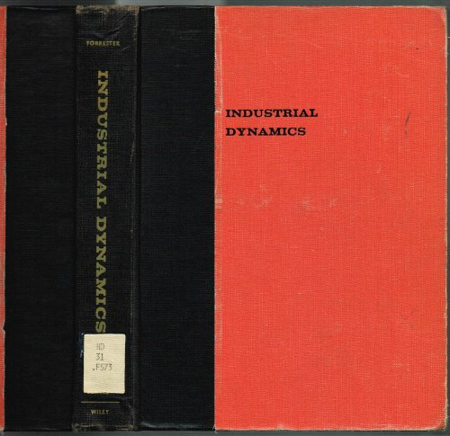 9780262060035: Industrial Dynamics