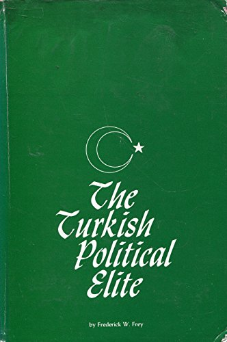 9780262060080: The Turkish Political Elite (Study in Comparative Policy)
