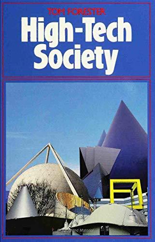 9780262061070: High Tech Society