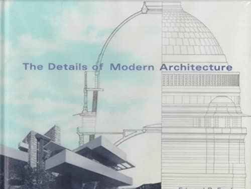 9780262061216: The Details of Modern Architecture