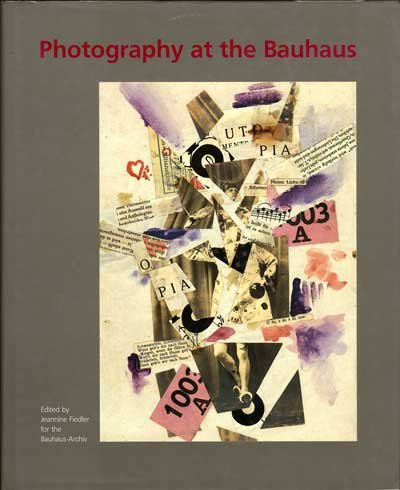 Photography at The Bauhaus: Fiedler, Jeannine