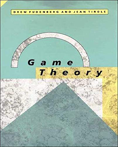 9780262061414: Game Theory (MIT Press)