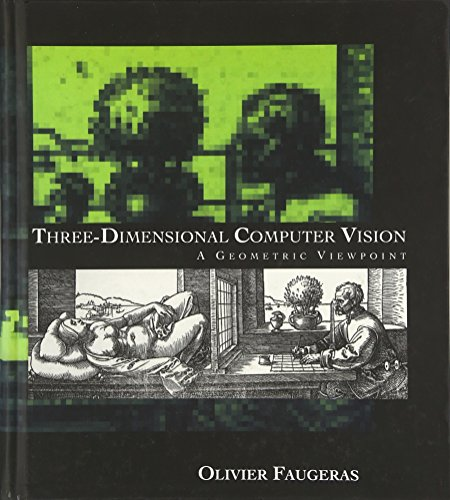 9780262061582: Three-Dimensional Computer Vision (Artificial Intelligence)