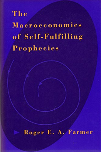 9780262061636: The Macroeconomics of Self-Fulfilling Prophecies