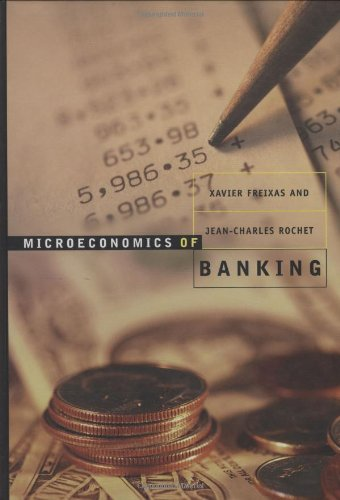 9780262061933: Microeconomics of Banking