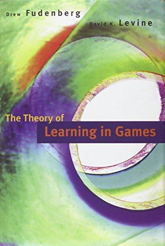 The Theory of Learning in Games (Hardback): Drew Fudenberg, David K. Levine