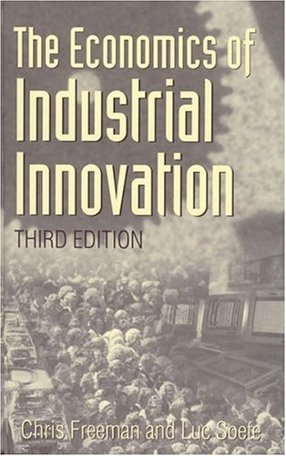 9780262061957: The Economics of Industrial Innovation - 3rd Edition